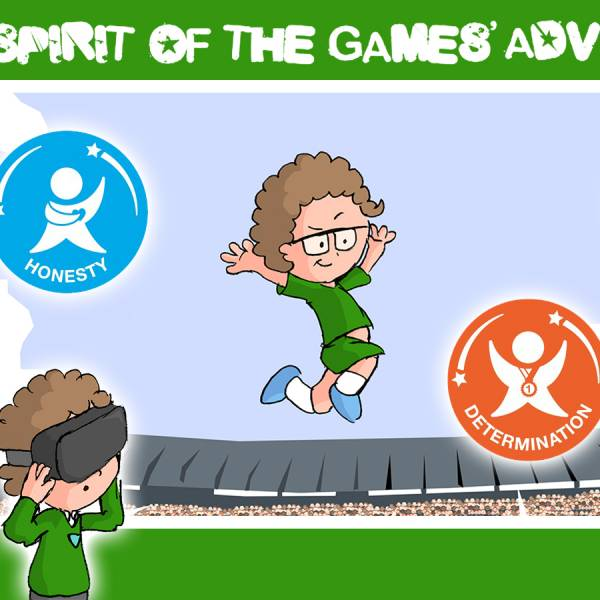 World Book Day School Games Story!