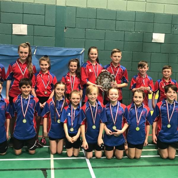 ST PETERS TAKE SPORTSHALL GOLD