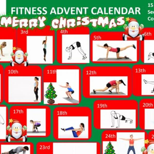 Active Advent Calendar!!