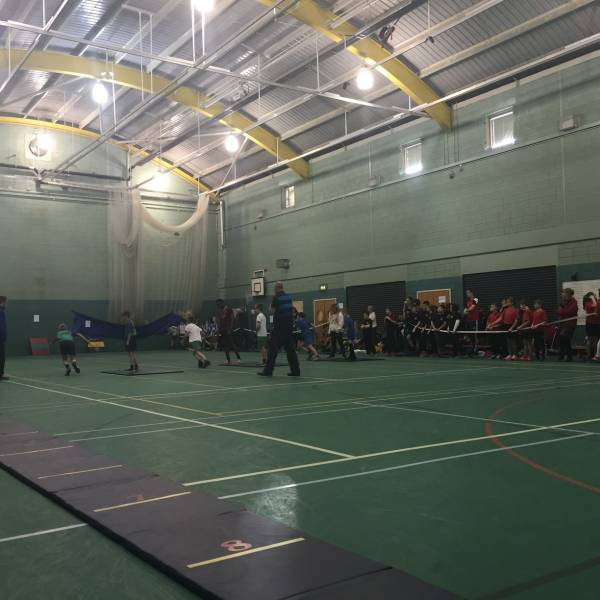 Sportshall Athletics league begins!