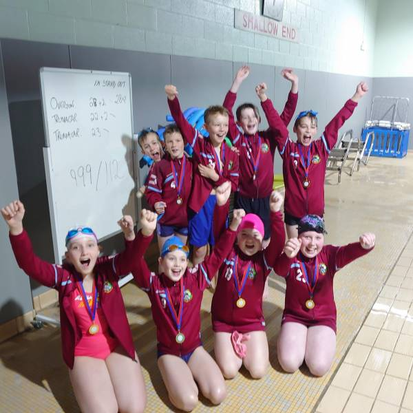 SLYNE SWIMMERS SUCCESSFUL